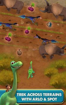 Good Dinosaur: Dino Crossing poster