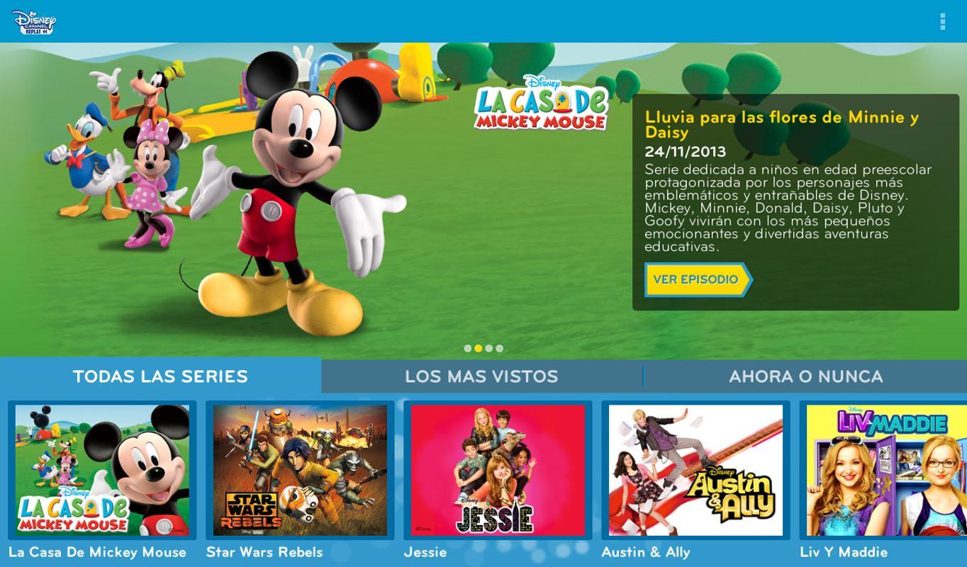 Disney Channel Replay Fur Android Apk Herunterladen