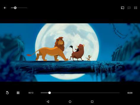 Disney Movies screenshot 5