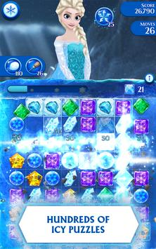 Frozen Free Fall poster