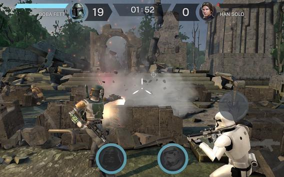 Star Wars: Rivals™ (Unreleased) apk screenshot
