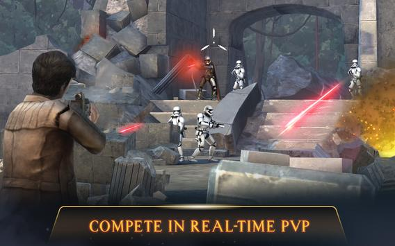 Star Wars: Rivals™ (Unreleased) apk screenshot
