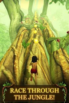 The Jungle Book: Mowgli's Run poster