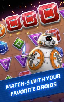 Star Wars: Desafio dos Droides Cartaz