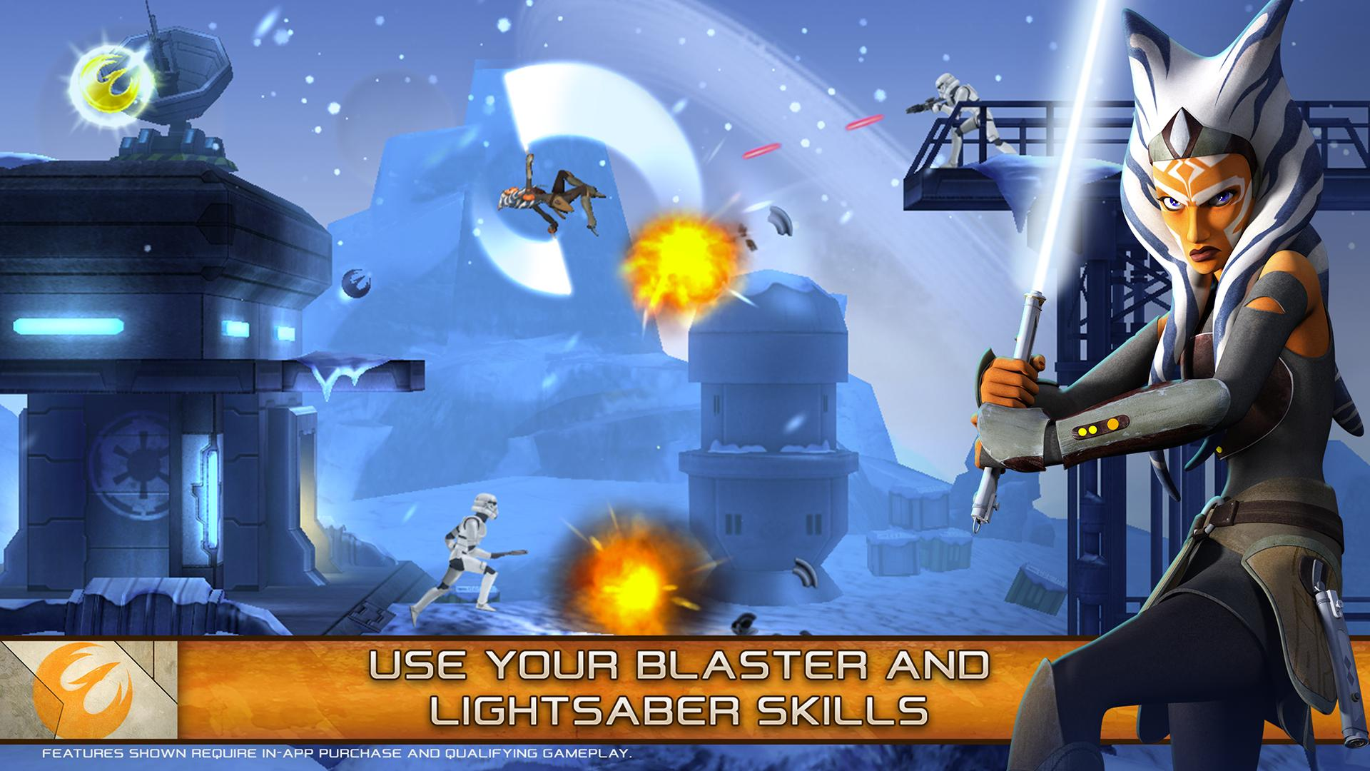 Star Wars Rebels Missions For Android Apk Download