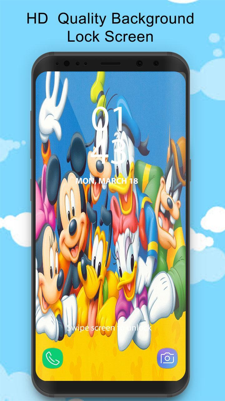 Disney Characters Wallpaper Hd For Android Apk Download