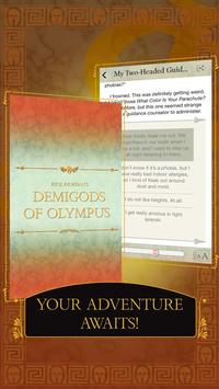 Demigods of Olympus screenshot 4