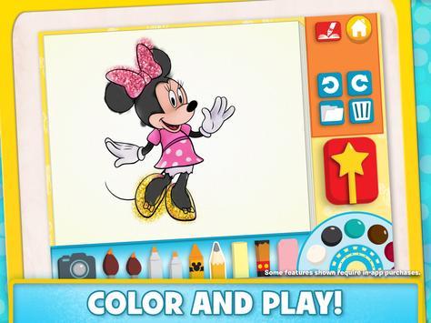 Disney Color And Play Apk Screenshot