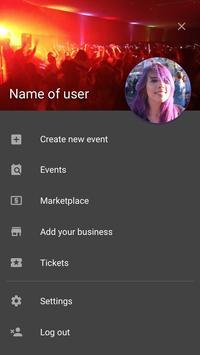 Even3App: Events-Vendors Match screenshot 14