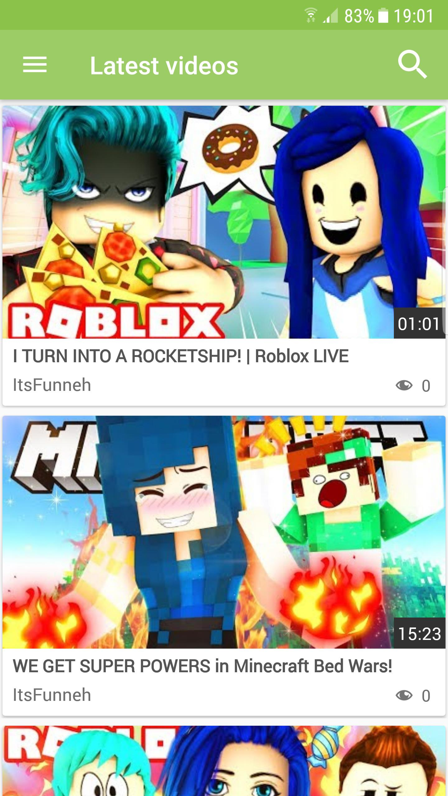 Itsfunneh Roblox Video For Android Apk Download Itsfunneh Roblox Video For Android Apk Download