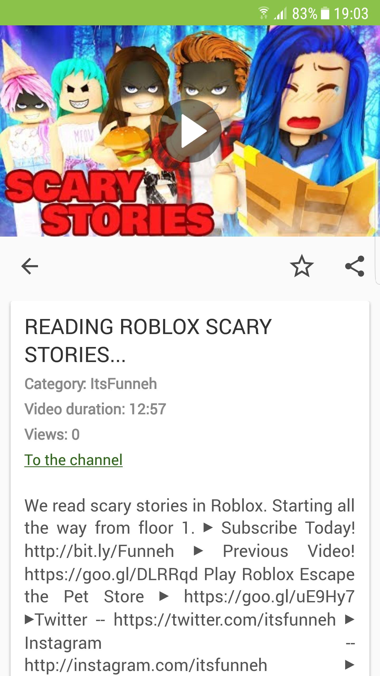 Itsfunneh Roblox Video For Android Apk Download - roblox games vidos its funneh new videos
