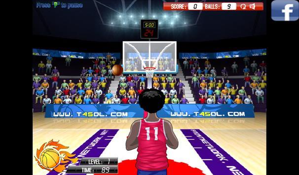 Basketball Shoot out screenshot 13