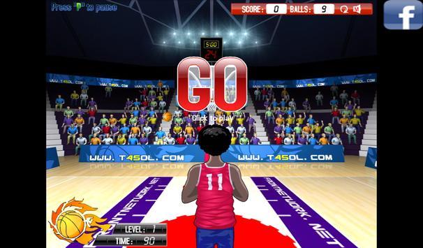 Basketball Shoot out screenshot 6