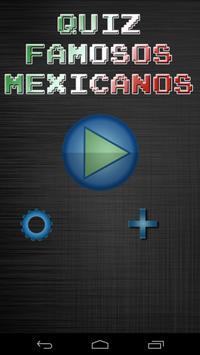 Famosos de México quiz apk screenshot