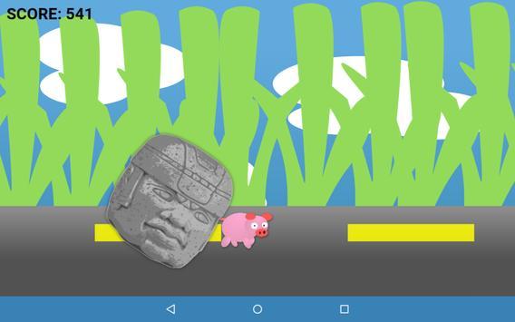 ... Run Pig Run apk screenshot ...