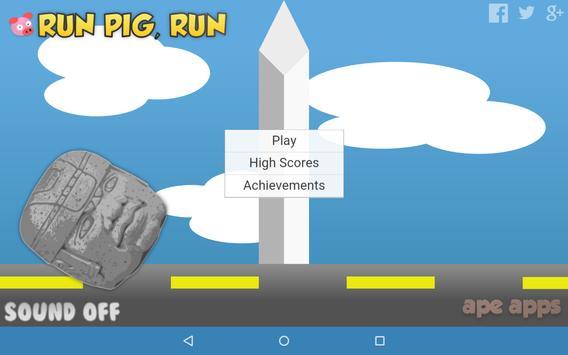 ... Run Pig Run apk screenshot