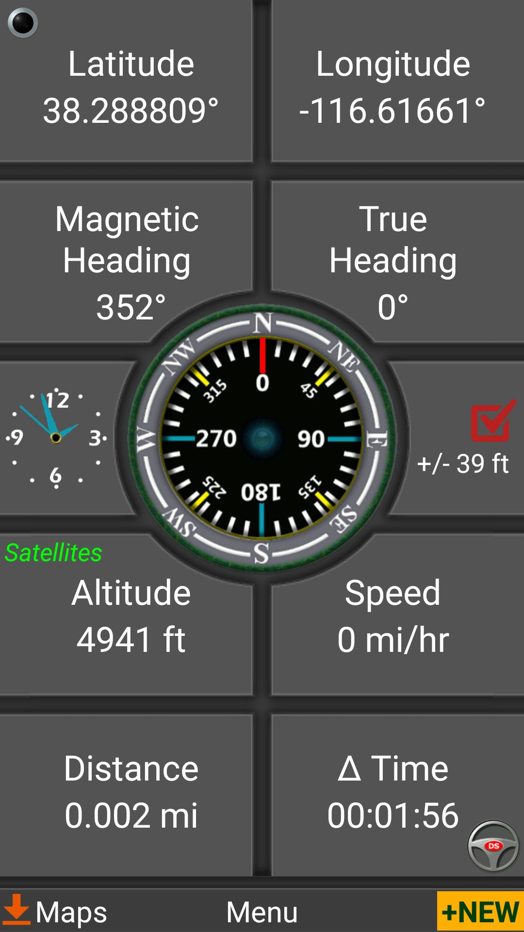 Polaris GPS Navigation: Hiking, Marine, Offroad for Android - APK