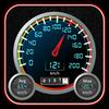 DS Speedometer-icoon