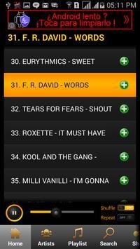 80's Songs apk screenshot