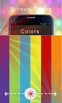 Colorful Disco Flashlight - LED Flashlight screenshot 4