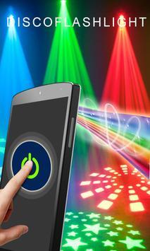 Colorful Disco Flashlight - LED Flashlight screenshot 3