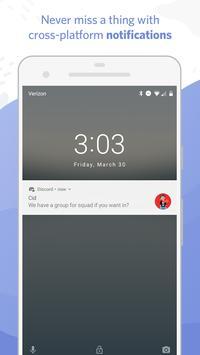 Discord - Chat para jugadores captura de pantalla de la apk