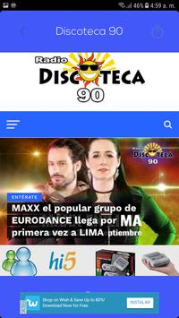 Discoteca 90 screenshot 2