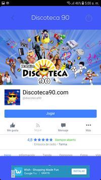 Discoteca 90 screenshot 5