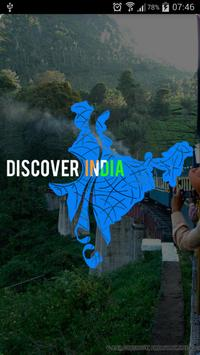 Discover India poster