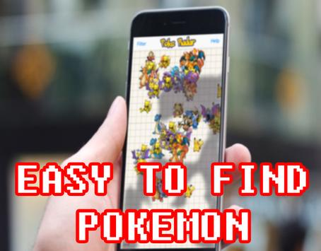 Free Poke Radar-Pokemon GO Tip apk screenshot