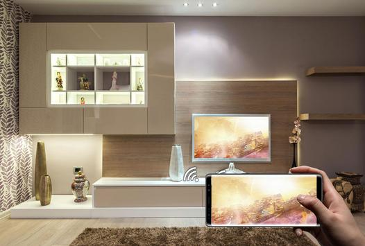 Screen Mirroring with TV poster