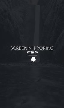 Screen Mirroring with TV apk screenshot
