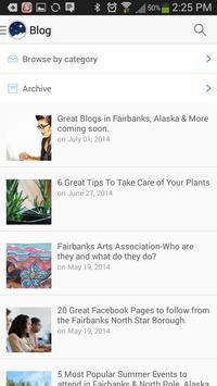 DiscoverFairbanks.com apk screenshot