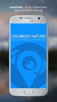 Discover Nature Wilderness poster