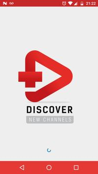 Discover new Channels poster