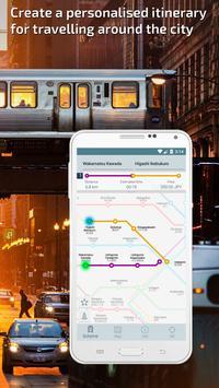 Tokyo Metro Guide and Subway Route Planner apk screenshot