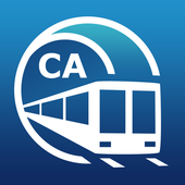 Toronto Subway Guide and Metro Route Planner icon