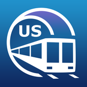 Washington Metro Guide and Subway Route Planner icon