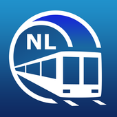 Amsterdam Metro Guide and Subway Route Planner icon