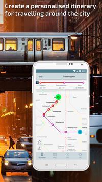 Amsterdam Metro Guide and Subway Route Planner apk screenshot