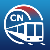 Beijing Subway Guide and Metro Route Planner icon