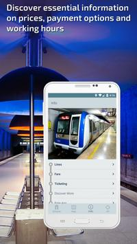 Beijing Subway Guide and Metro Route Planner apk screenshot