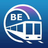 Brussels Metro Guide and Subway Route Planner icon