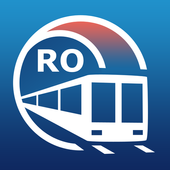 Bucharest Metro Guide and Subway Route Planner icon