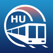 Budapest Metro Guide and Subway Route Planner icon