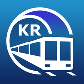 Busan Metro Guide and Subway Route Planner icon