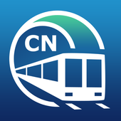 Guangzhou Metro Guide and Subway Route Planner icon