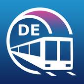 Hamburg U-Bahn Guide and Subway Route Planner icon