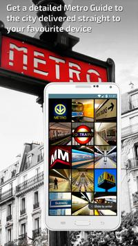 St Petersburg Metro Guide and Subway Route Planner poster