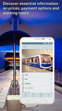 St Petersburg Metro Guide and Subway Route Planner screenshot 4